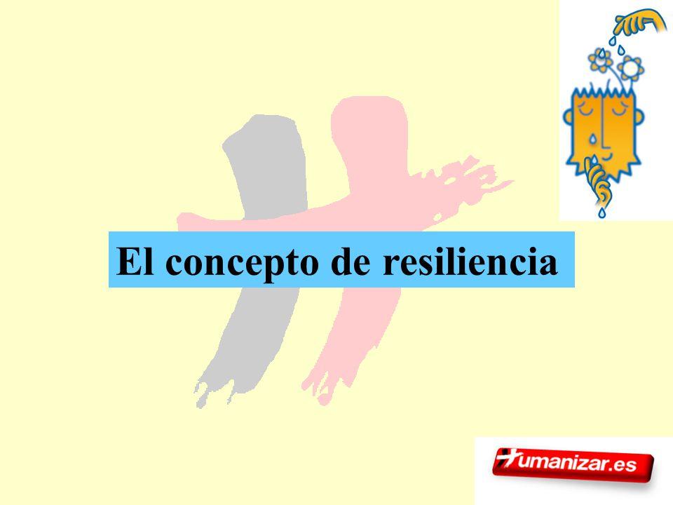75 El concepto de resiliencia