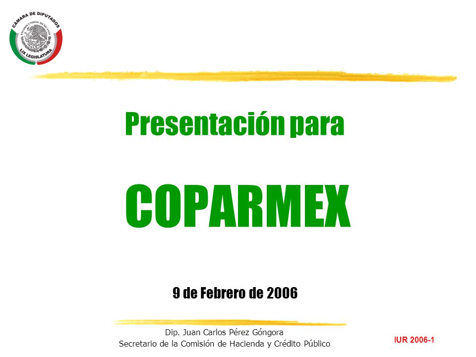 IUR 2006-1 Dip.