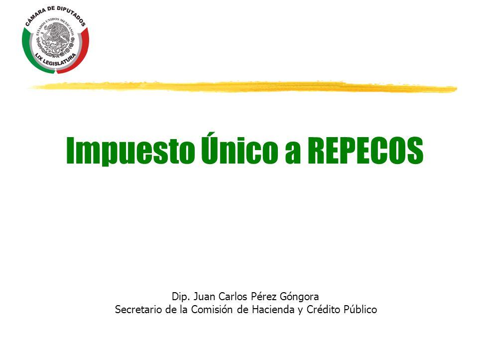 Impuesto Único a REPECOS Dip.