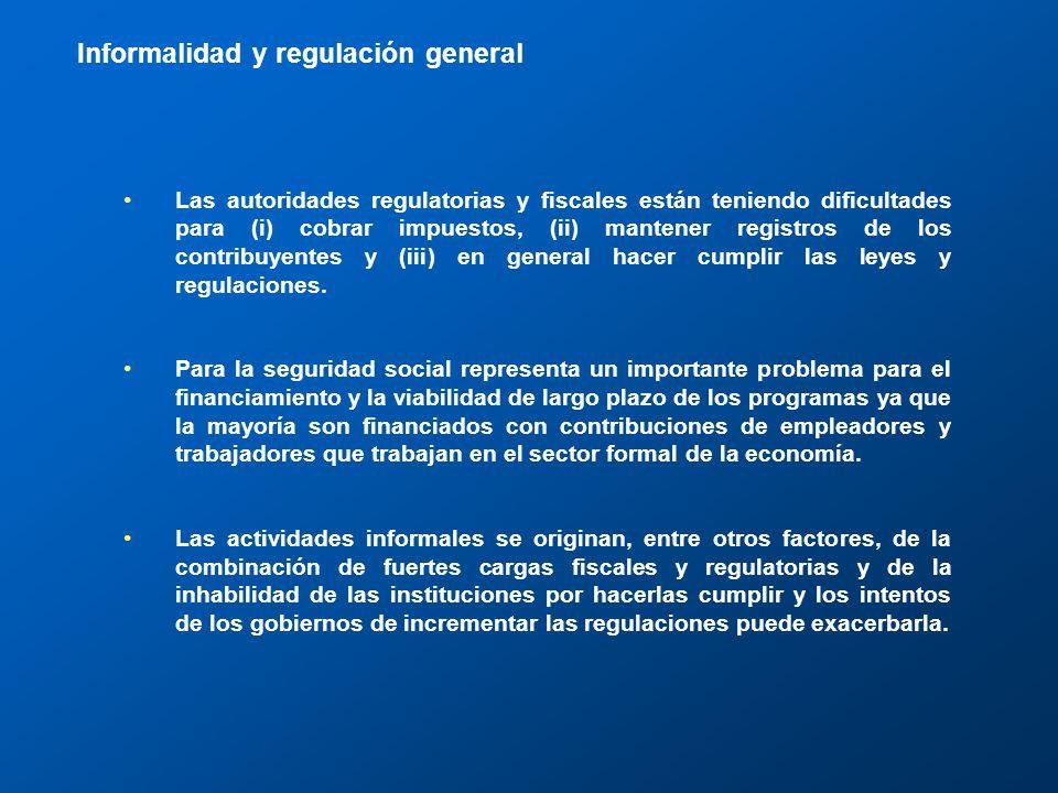III. Regulación general