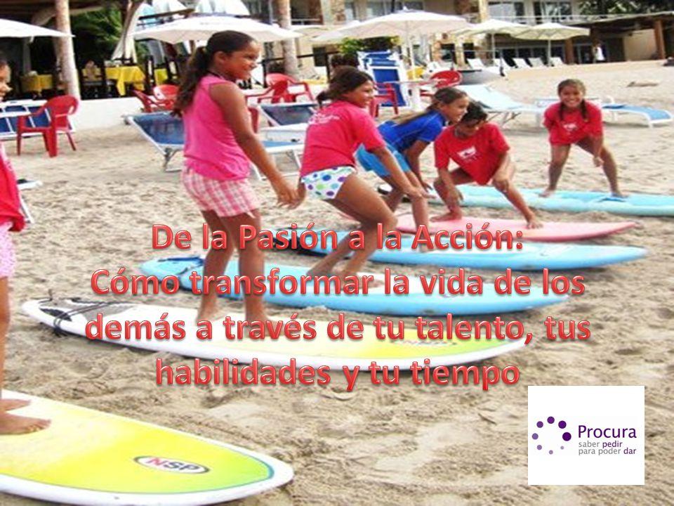 Impulsar la cultura del voluntariado en México: Una tarea de los voluntarios Ser líderes que ponen el ejemplo, que abren el camino para otros