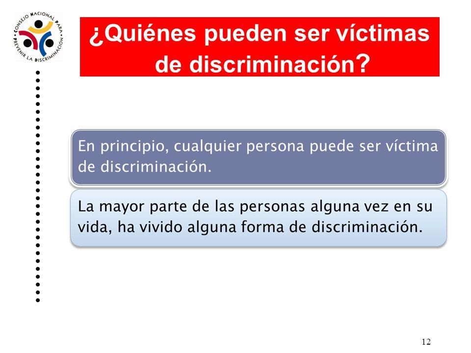 11 Prohibición Artículo 1°. Constitucional Párrafo adherido (Quinto) Queda prohibida toda discriminación motivada por origen étnico o nacional, el gén