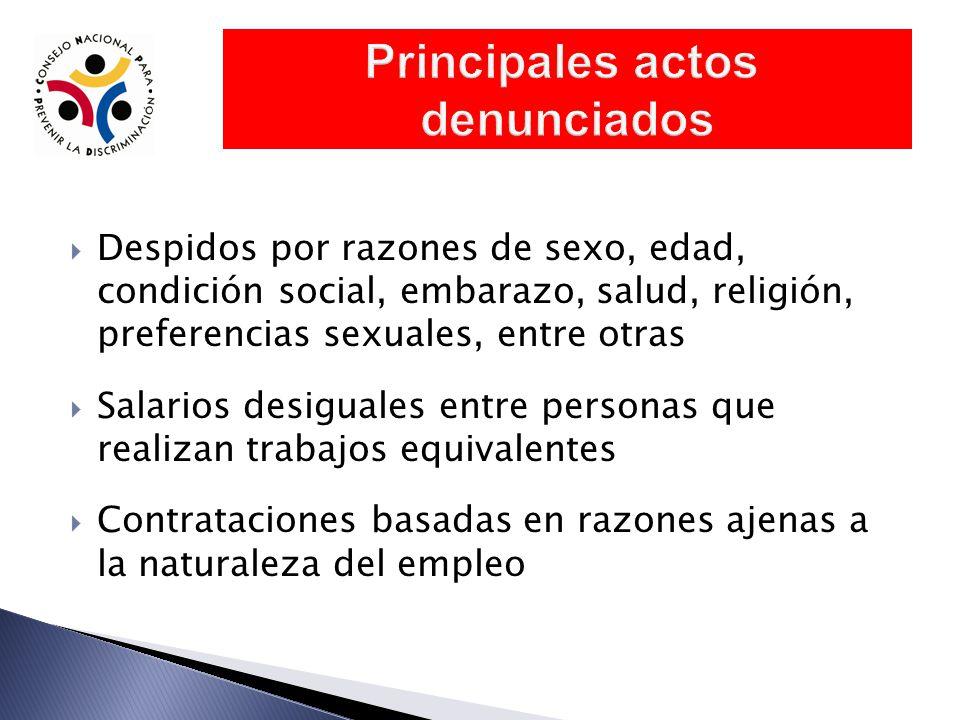 16 1234567891011 Grupos poblacionales discriminados Mujeres Indígenas y afrodescendientes Personas con discapacidad Adultos mayores Niñas-niños Jóvene