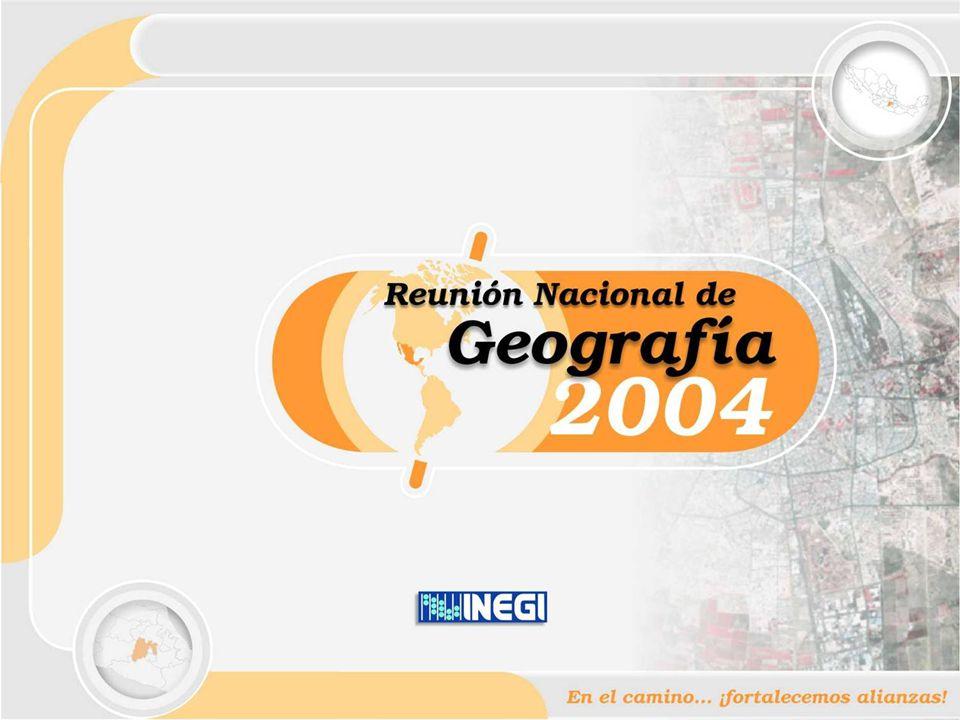 Nombres geográficos Capacitar a los recopiladores de Nombres Geográficos.