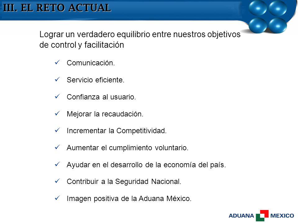VIII.AUTOMATIZACION DE PROCEDIMIENTOS 1.