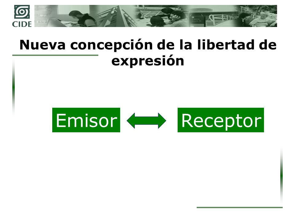Declaración universal de los derechos humanos Artículo XIX: Todo individuo tiene derecho a la libertad de opinión; este derecho incluye el de no ser molestado a causa de sus opiniones, el de investigar y recibir informaciones y opiniones, y el de difundirlas, sin limitaciones de fronteras, por cualquier medio de expresión