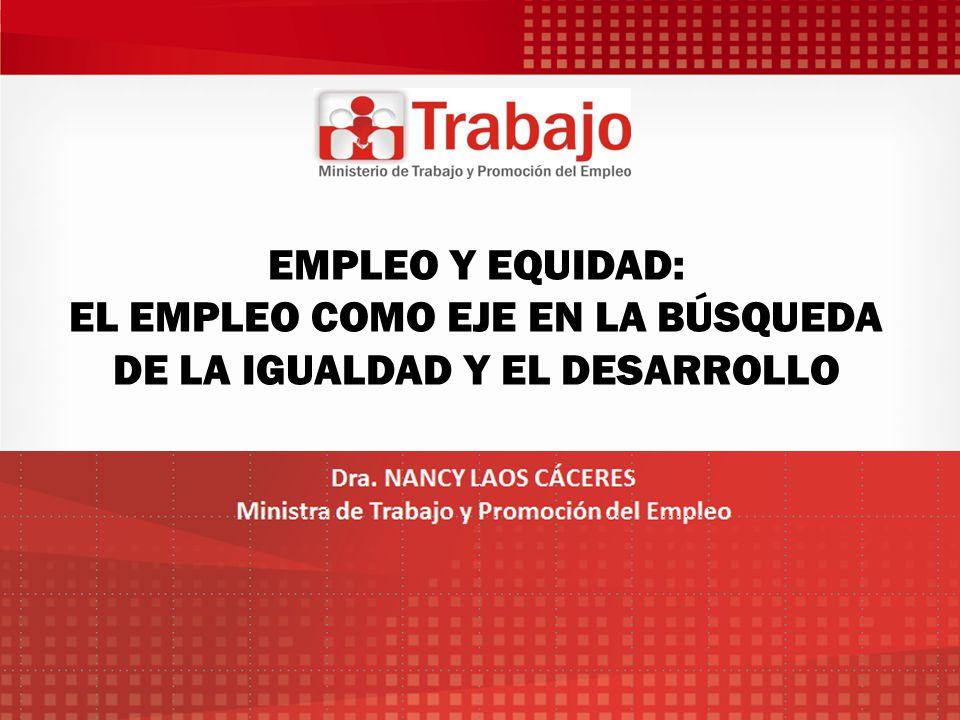 PARA PERSONAS CON DISCAPACIDAD Promover la inclusión de los jóvenes con discapacidad en el mercado de trabajo.