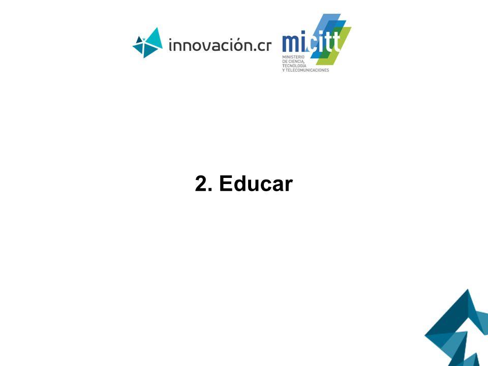 2. Educar