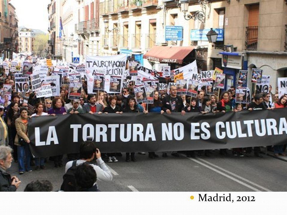 Madrid, 2012
