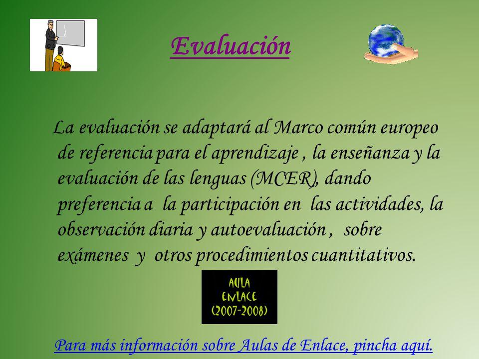 1.LEEMOS DIÁLOGOS Y LECTURAS ADAPTADAS Y CREAMOS SITUACIONES COMUNICATIVAS 2.APRENDEMOS VOCABULARIO 3.DESARROLLAMOS LAS ESTRUCTURAS GRAMATICALES BÁSICAS DEL ESPAÑOL 4.CONOCEMOS LA LENGUA DE INSTRUCCIÓN DE LAS MATEMÁTICAS, LAS CIENCIAS SOCIALES Y NATURALES 5.CORREGIMOS INTERFERENCIAS DE SU LENGUA MATERNA 6.ENTENDEMOS TEXTOS LITERARIOS ADAPTADOS CON EL PROCEDIMIENTO CLOZE 7.JUGAMOS CON LA LENGUA CON PUZZLES, SOPAS DE LETRAS, SUDOKUS, CRUCIGRAMAS Y TANGRAMS 8.ESCUCHAMOS CANCIONES Y VIDEOCLIPS CON APROVECHAMIENTO ESCOLAR 9.VEMOS PELÍCULAS CON CONTENIDO INTERCULTURAL 10.SALIMOS POR EL INSTITUTO, EL BARRIO, LA CIUDAD Y LA COMUNIDAD Metodología :