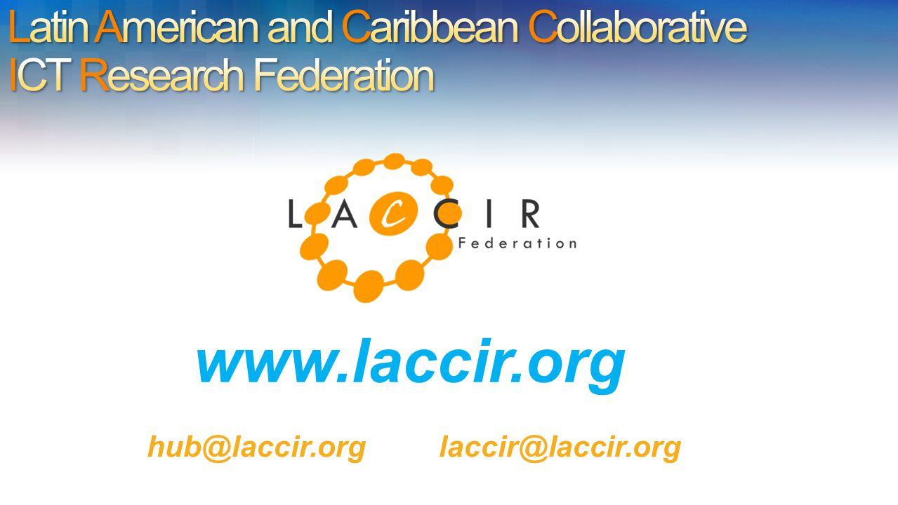 www.laccir.org hub@laccir.org laccir@laccir.org