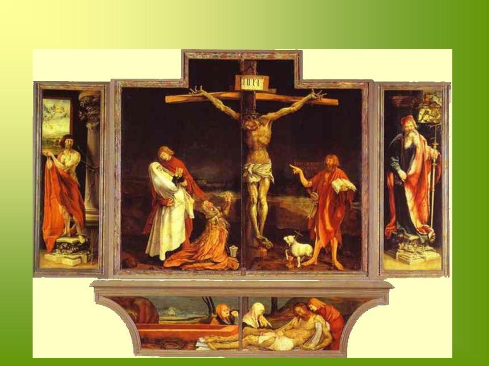 Grunewald Matthias Grünewald Isenheim Altar 1515