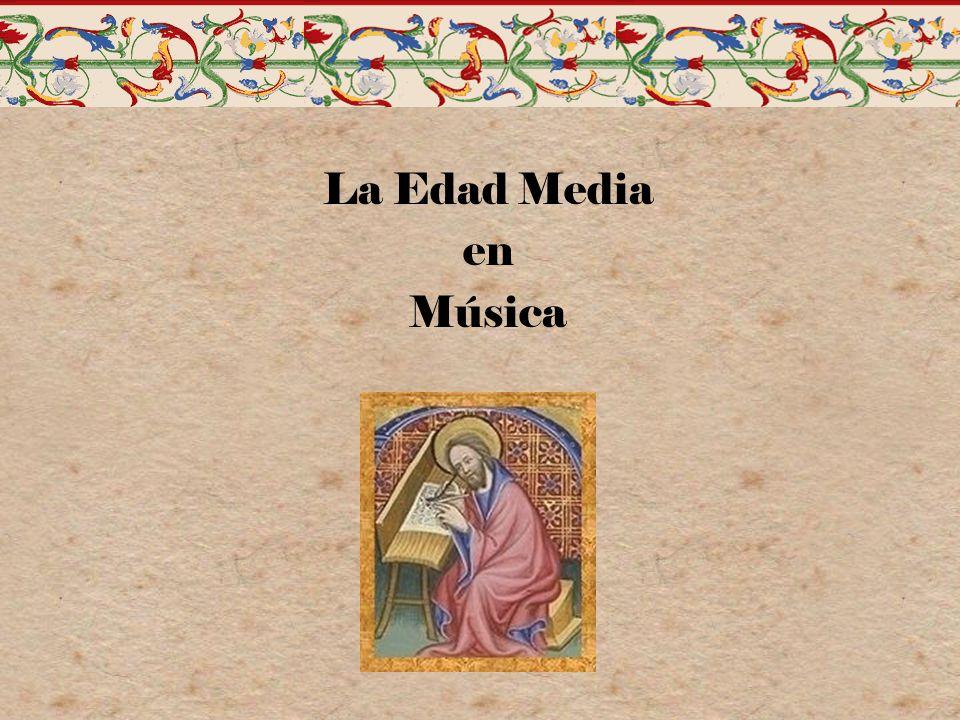 La Edad Media en Música