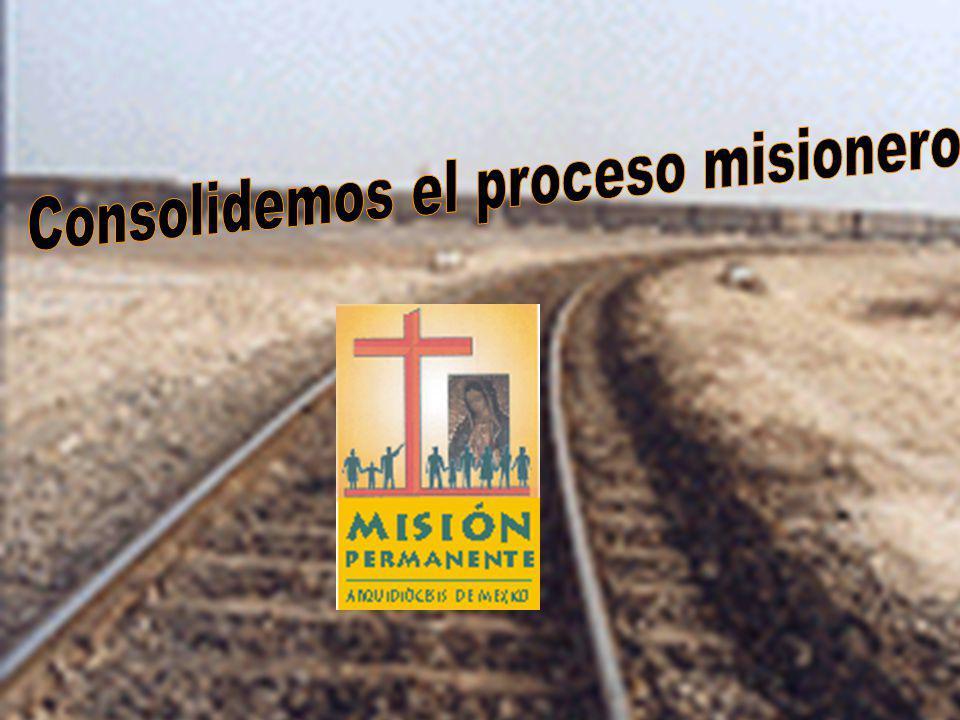 Plan Pastoral 2002 Consolidar el Proceso misionero 31 Cristo, contemplado en su Palabra y compartido en la comunión eucarística, nos invita una vez más a ponernos en camino con la ayuda del Espíritu Santo en la gran aventura de la evangelización.