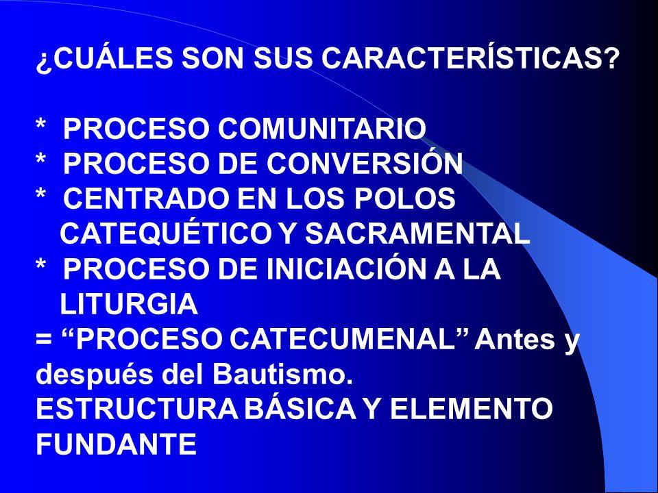 ¿QUÉ ES LA INICIACIÓN CRISTIANA? PROCESO CATEQUÍSTICO Y SACRAMENTAL POR EL QUE SE LLEGA A SER CRISTIANO, INCORPORÁNDOSE AL MISTERIO DE CRISTO Y DE LA