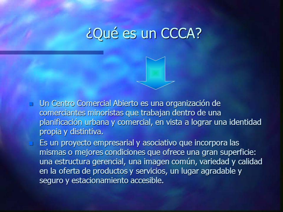 ¿Qué es un CCCA.
