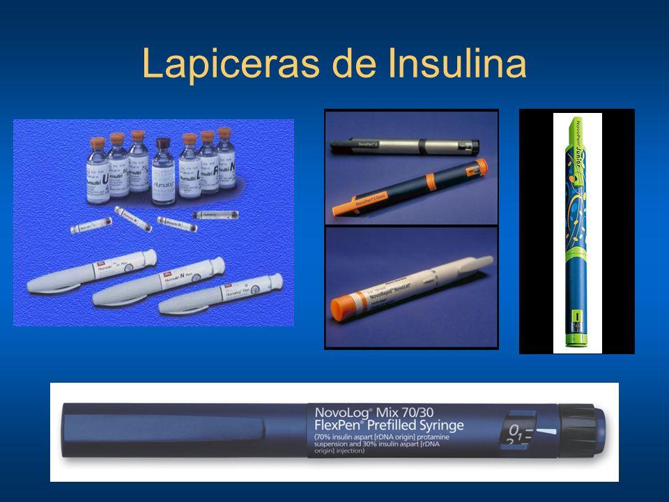 Lapiceras de Insulina