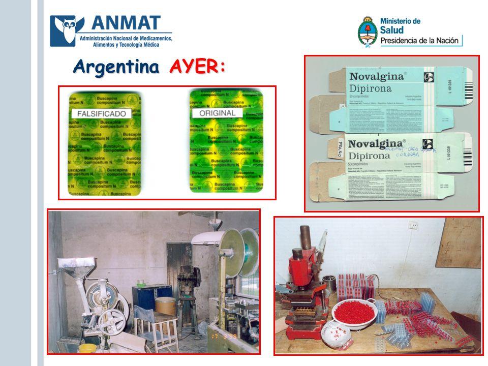 MOVIMIENTO-TRANSMISION DE MEDICAMENTO MASIVO