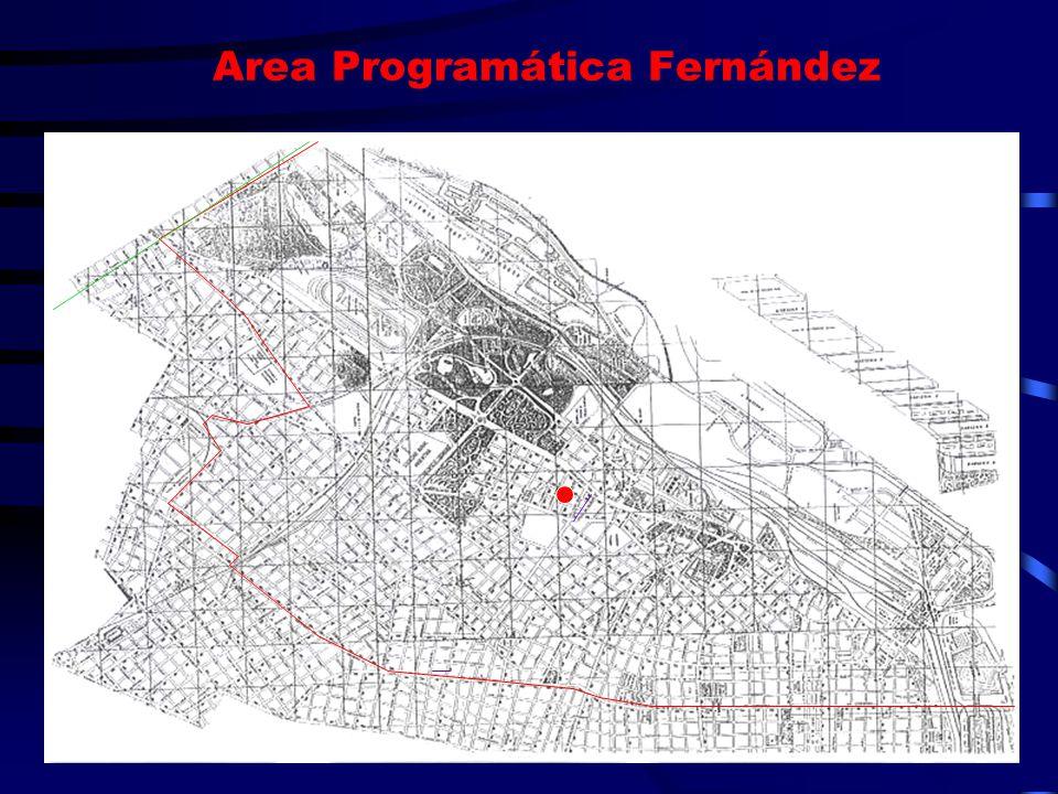 Area Programática Fernández
