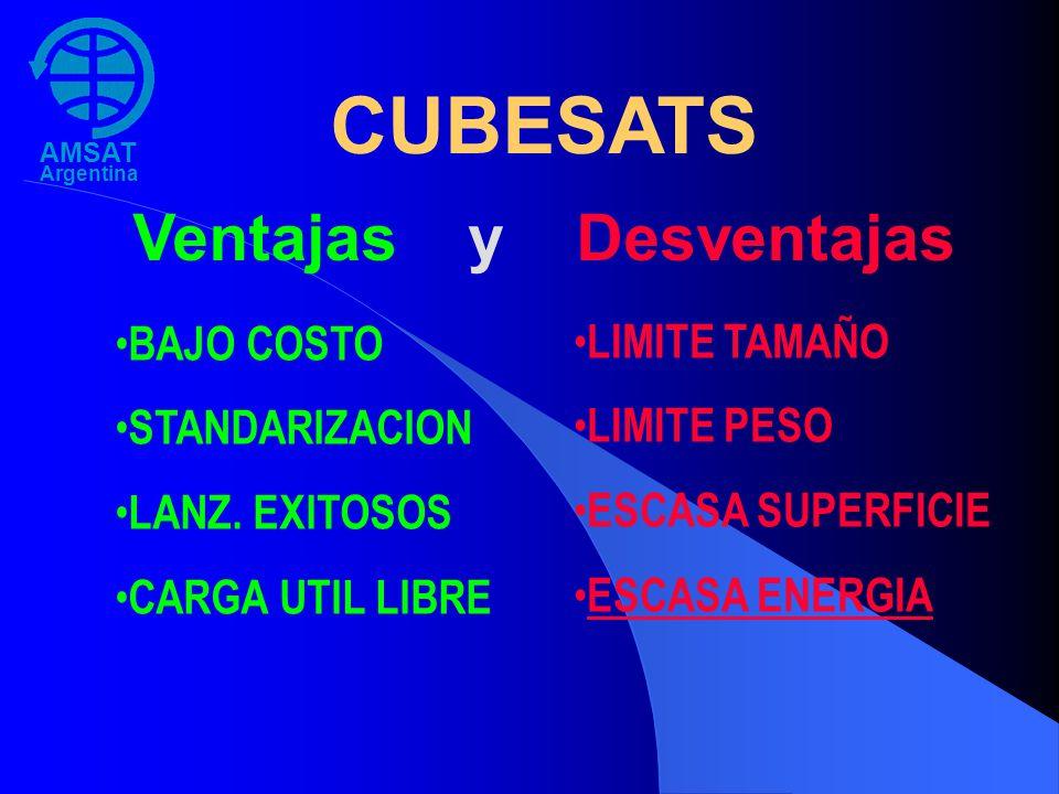 AMSAT Argentina LUSEX DIAGRAMAS & IMPRESOS