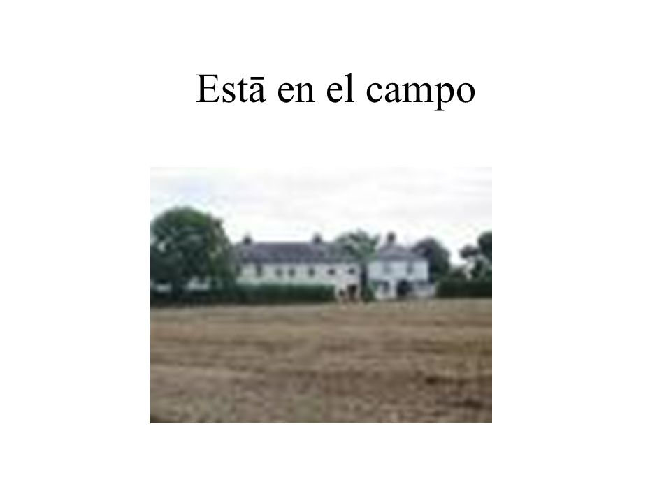 Mi casa ¿ Desde hace cuānto tiempo vives allí ? =