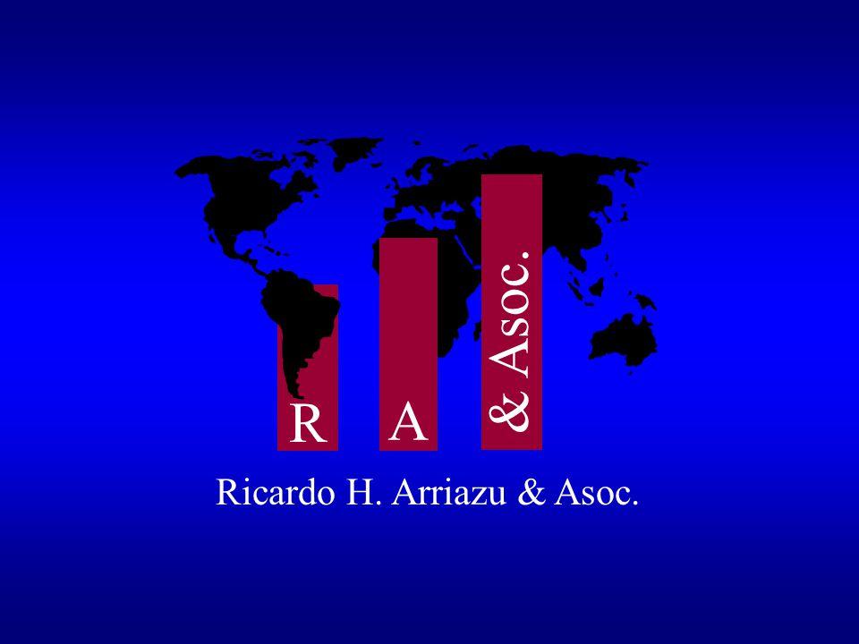 R A & Asoc. Ricardo H. Arriazu & Asoc.