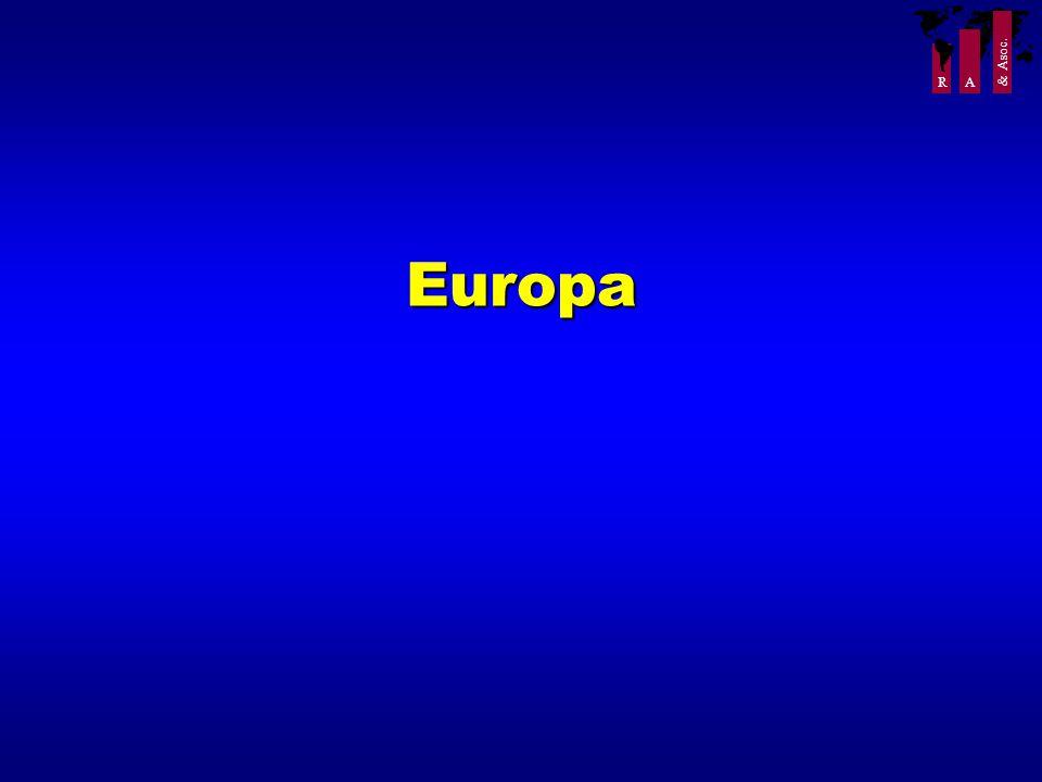 R A & Asoc. Europa