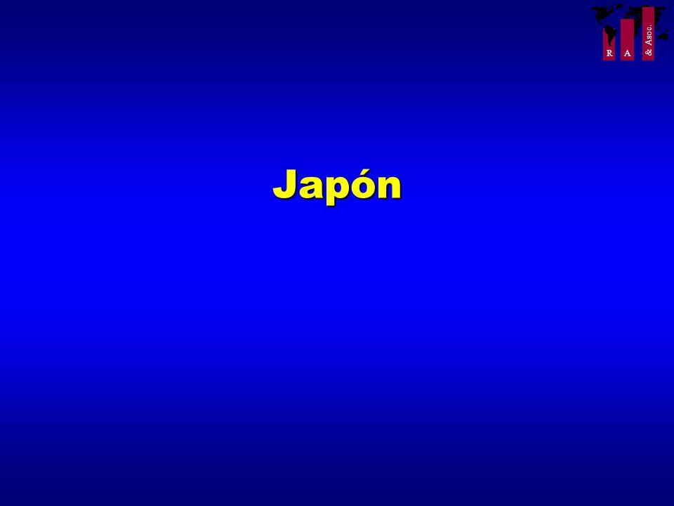 R A & Asoc. Japón