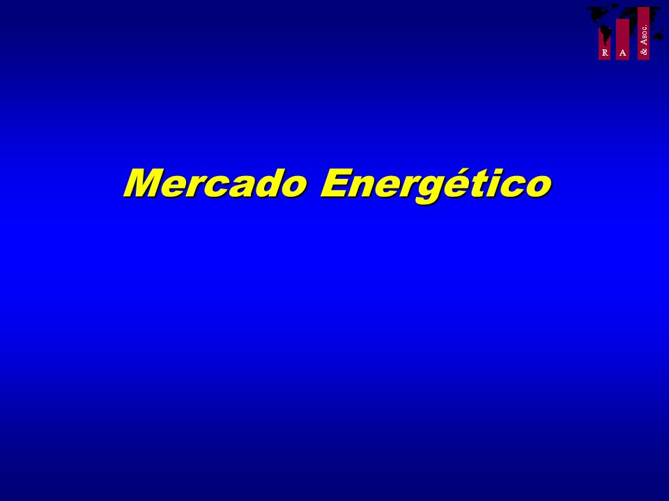 R A & Asoc. Mercado Energético