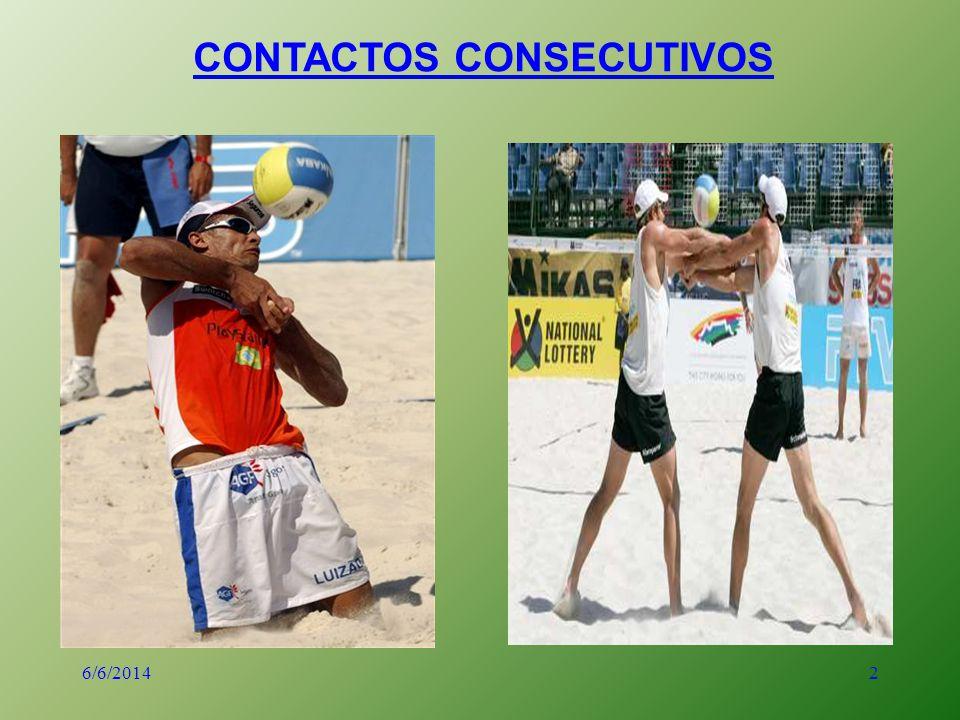 2 CONTACTOS CONSECUTIVOS 6/6/2014