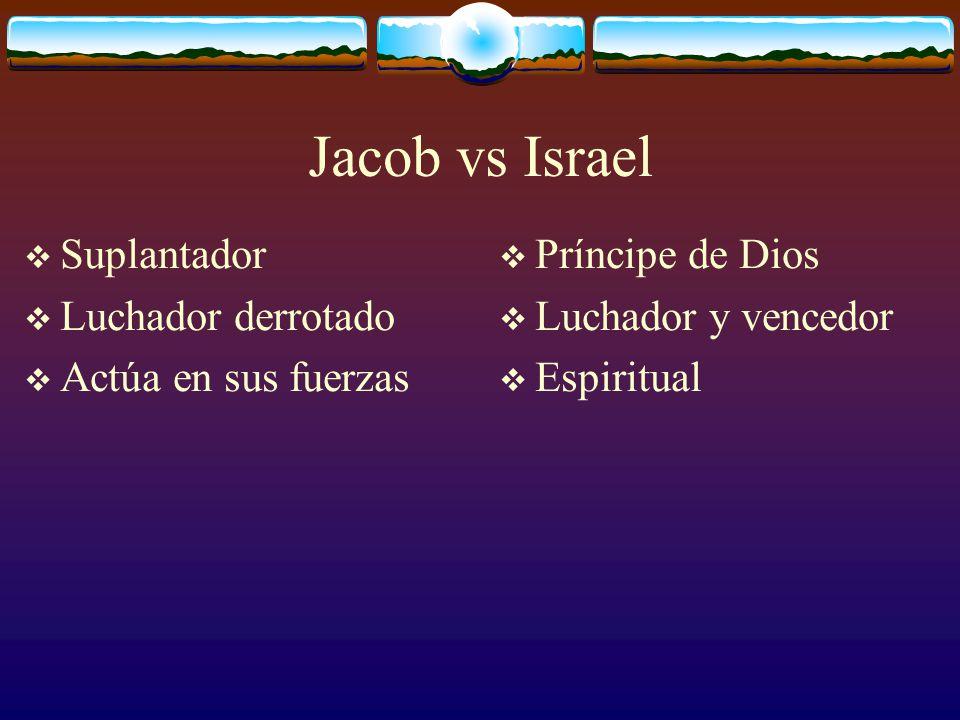 Entonces dijo Israel: Basta. José mi hijo vive todavía; iré, y le veré antes que yo muera. Génesis 45.28