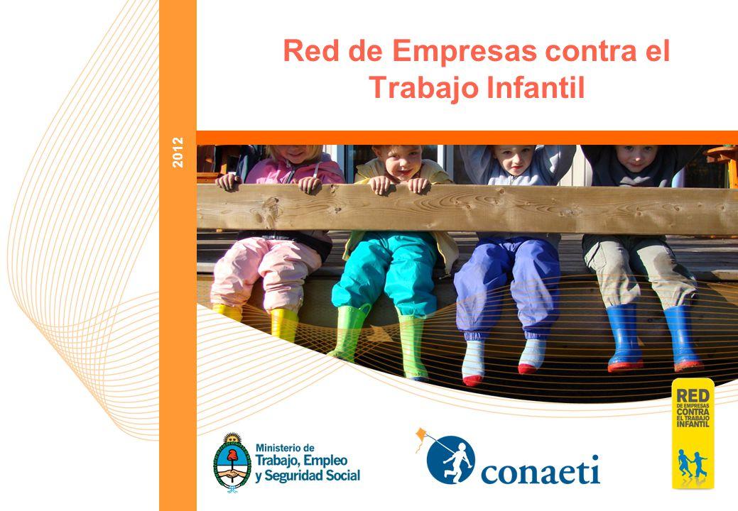 1 2012 Red de Empresas contra el Trabajo Infantil