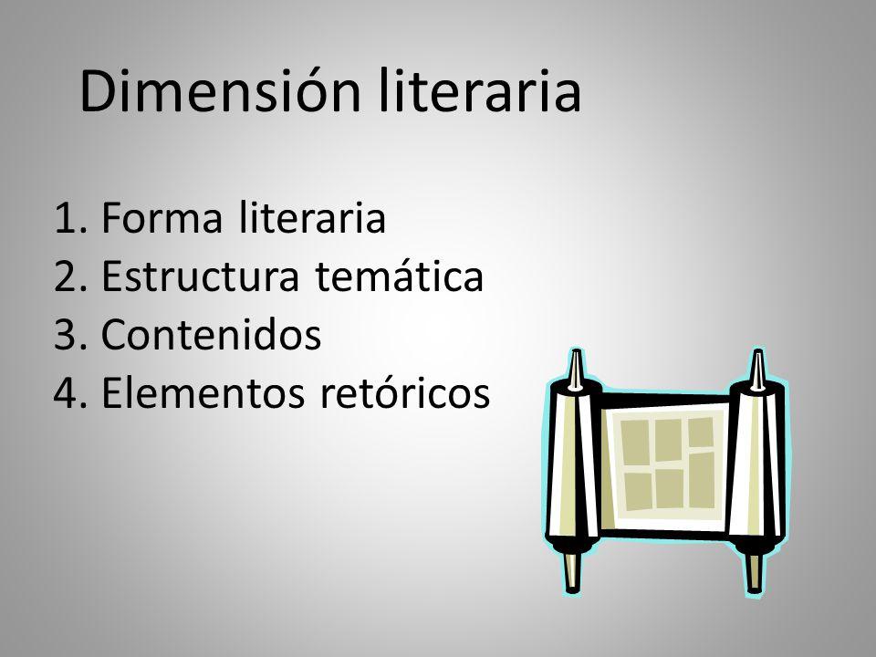 Forma Literaria CARTA Saludo (1,1-2) Cuerpo (1,3-5,11) Conclusión (5,12-14)