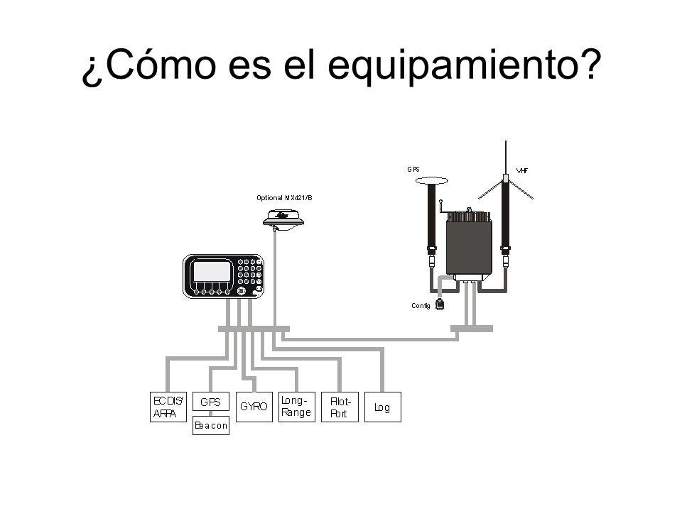 ¿Cómo es el equipamiento?