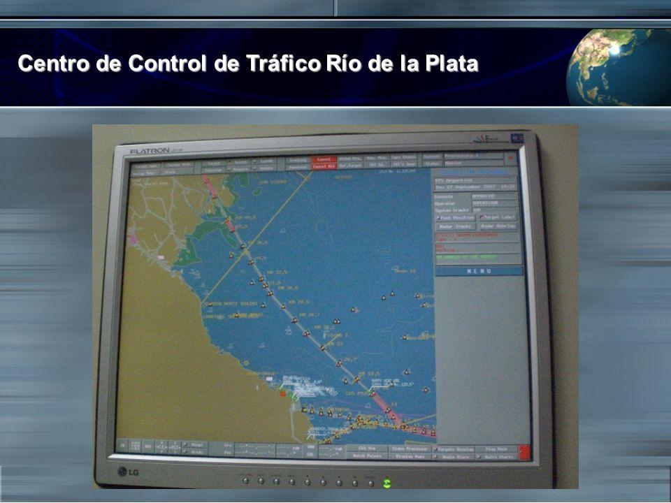 Centro de Control de Tráfico Río de la Plata