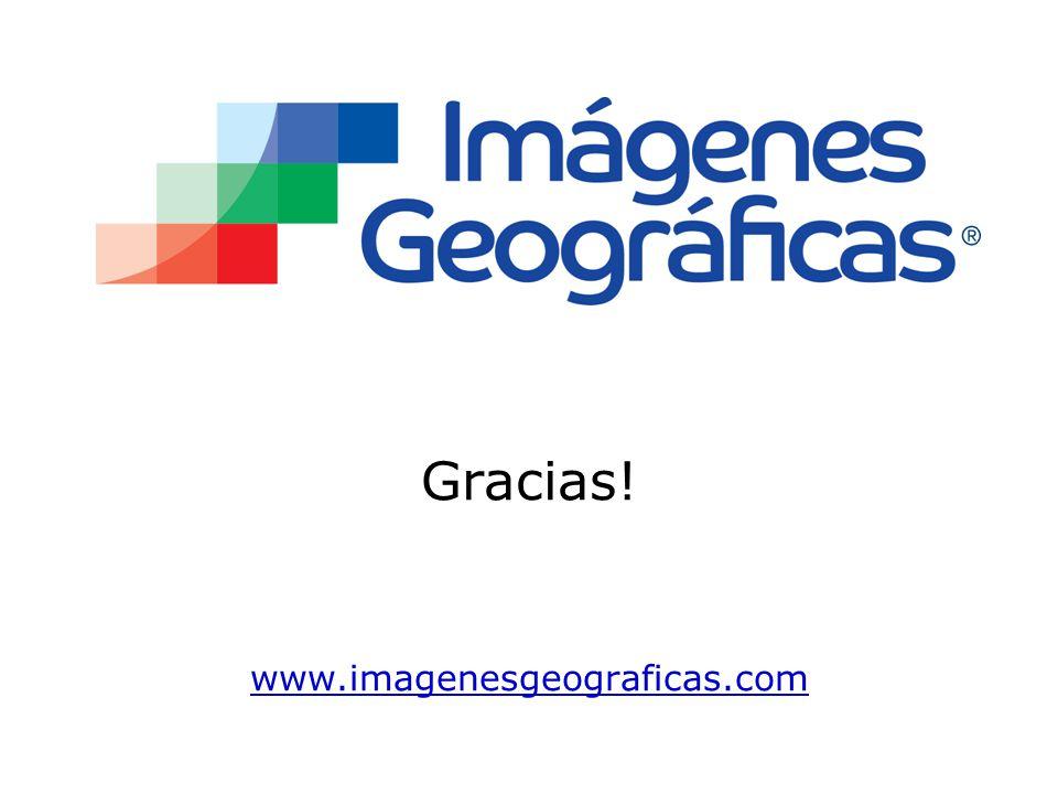 Gracias! www.imagenesgeograficas.com