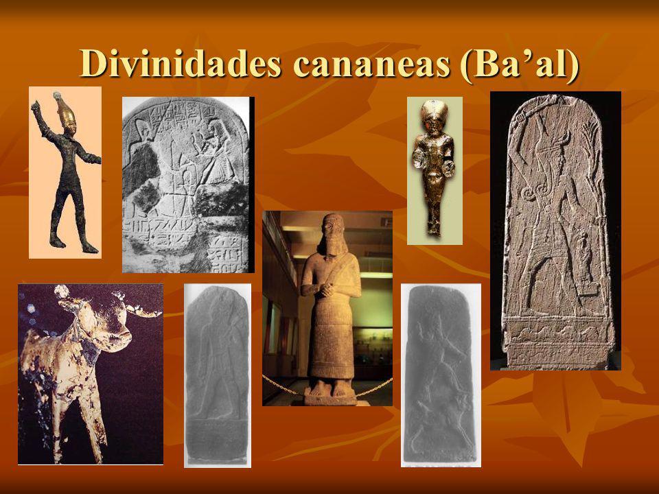 Divinidades cananeas (Baal)