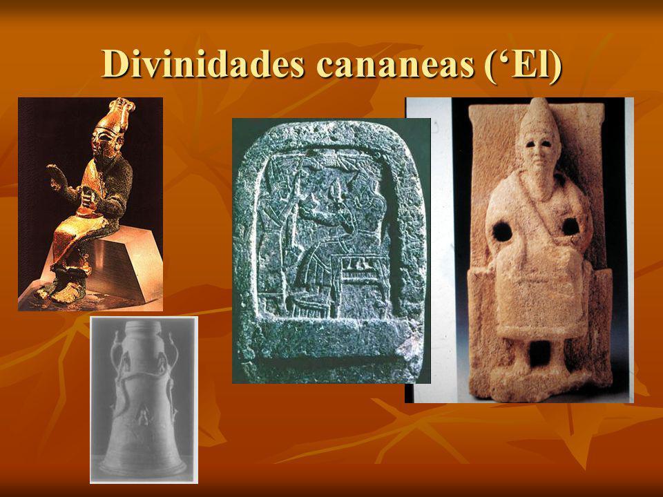 Divinidades cananeas (El)