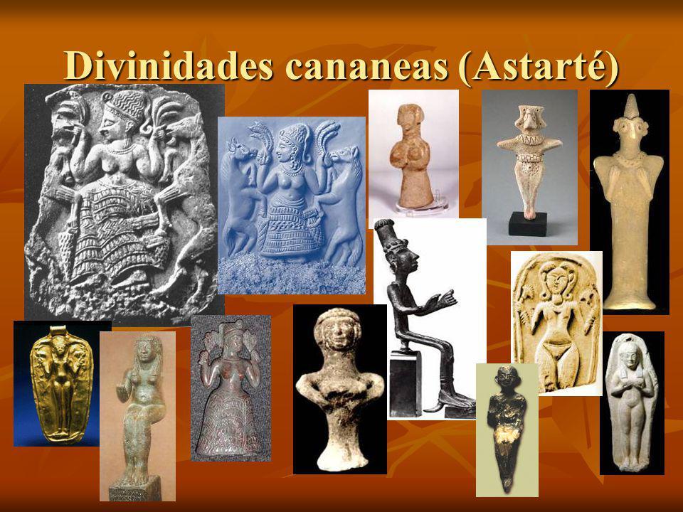 Divinidades cananeas (Astarté)