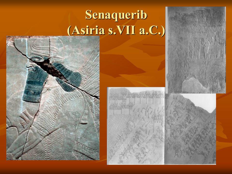 Senaquerib (Asiria s.VII a.C.)