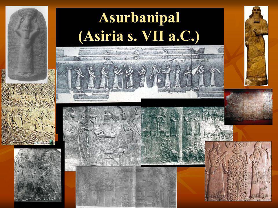 Asurbanipal (Asiria s. VII a.C.)