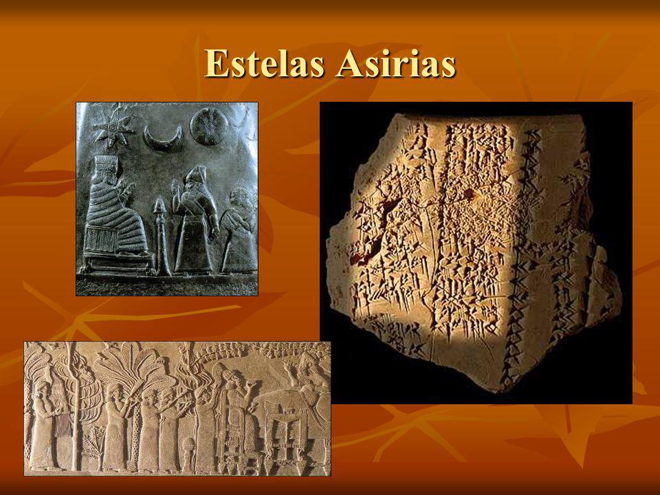 Estelas Asirias