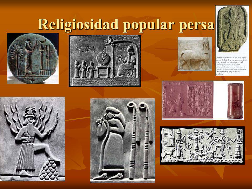 Religiosidad popular persa