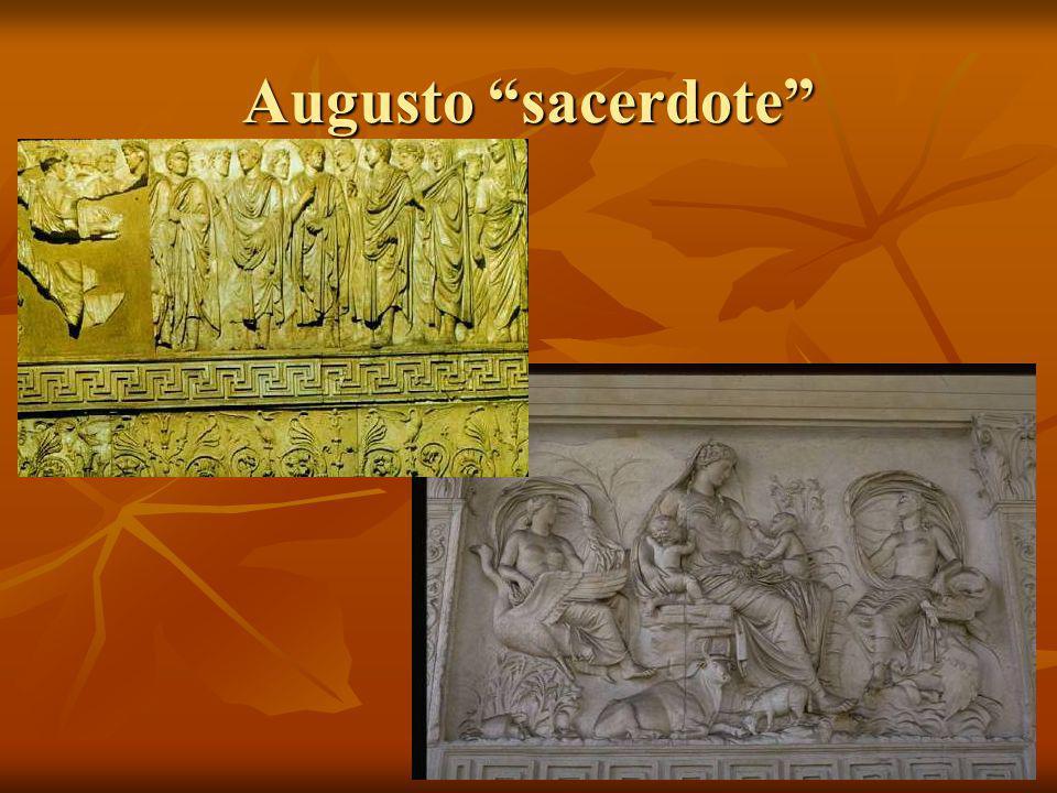 Augusto sacerdote