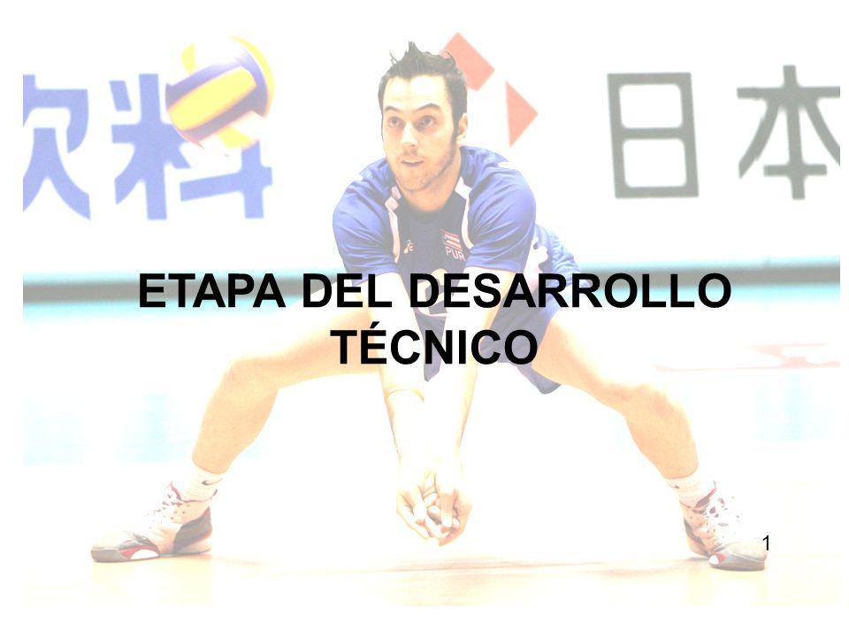 1 ETAPA DEL DESARROLLO TÉCNICO 1