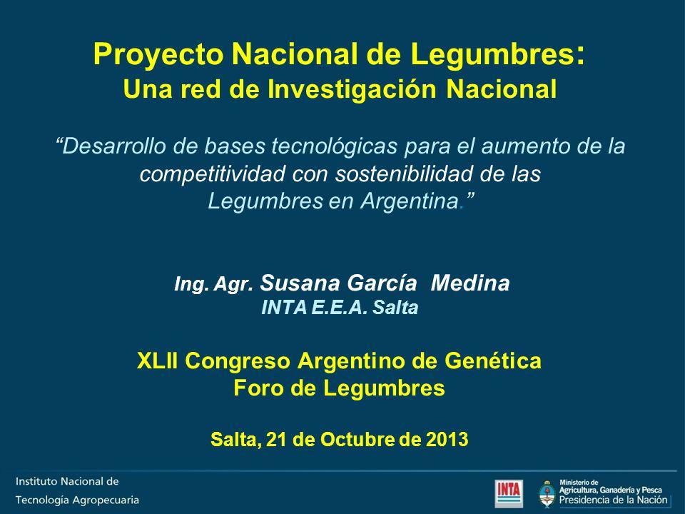 Sup: 260.620 ha (2006-2011); 92 % área Salta – Jujuy.