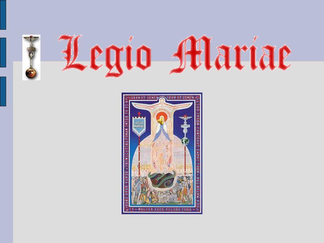 Todo legionario necesita conocer bien sus deberes para consigo mismo y para con su fe catolica.