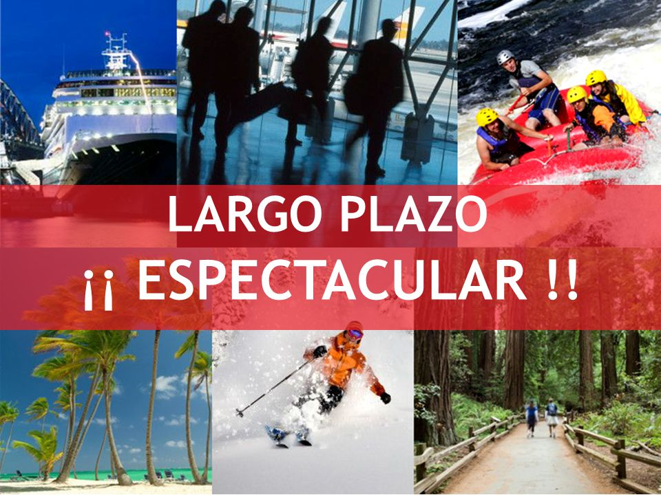 LARGO PLAZO ¡¡ ESPECTACULAR !!