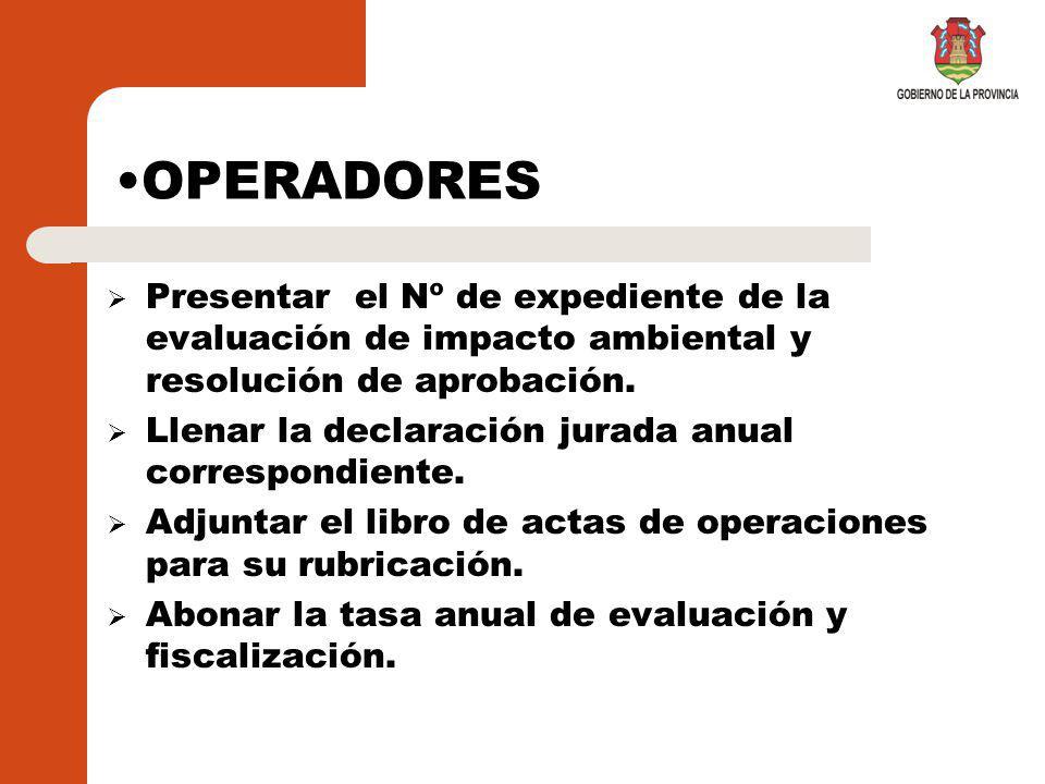 GUIA DE FISCALIZACIÓN PARA EL TRANSPORTE DE RESIDUOS PELIGROSOS