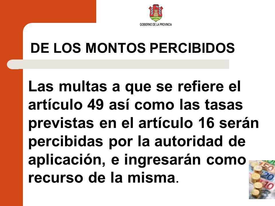 Cuando el infractor fuere una persona jurídica, los que tengan a su cargo la dirección, administración o gerencia, serán personal y solidariamente responsables de las sanciones establecidas en el artículo 49.
